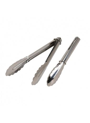 Koopman Metal Maşa 24 Cm Gümüş
